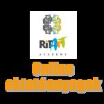 Online oktatóanyagok