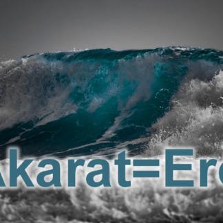 Akarat=Erő